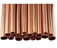 DNE Hard Drawn Straight Copper Pipe