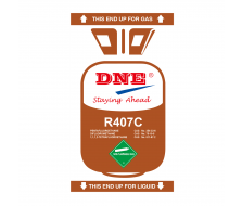 DNE R407C Refrigerant Gas