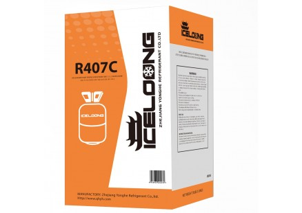 Ice Loong R407C Refrigerant Gas