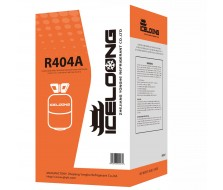 Ice Loong R404A Refrigerant Gas