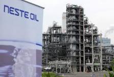 Neste Oil Plant